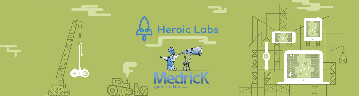 Medrick announces partnership with Heroic Labs