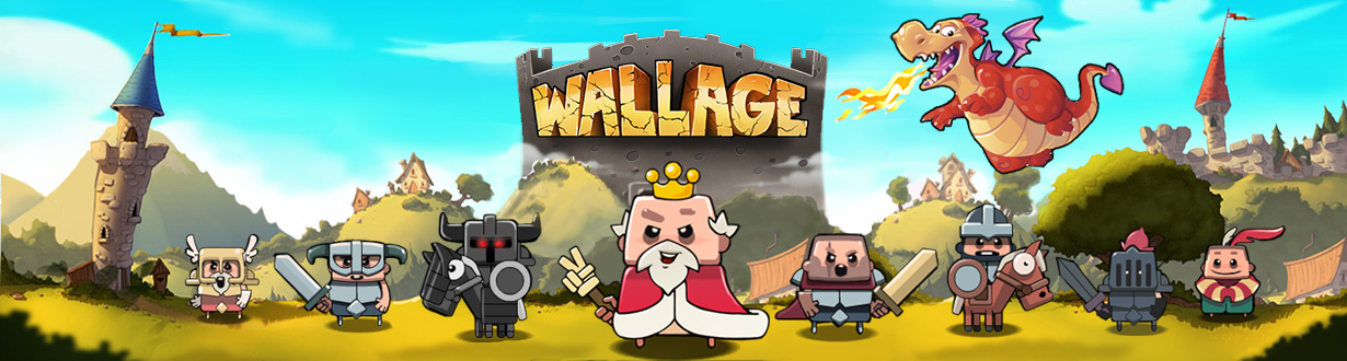 Ready for an addictive experience? Wallage is coming!